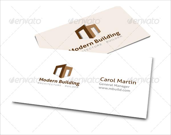 Modern Building Logo Design