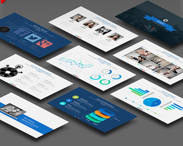 Business Outstanding PowerPoint Presentation Template
