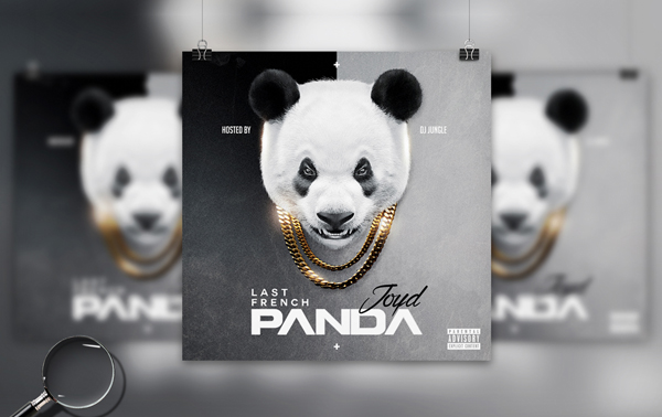 Panda Youtube Cover Template