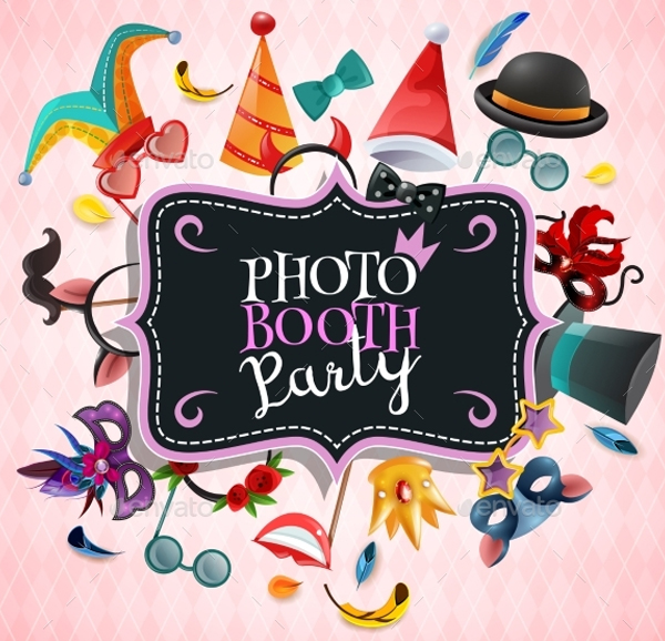 Party Photo Background