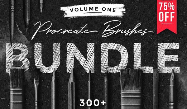 Procreate Photoshop Brushes Bundle