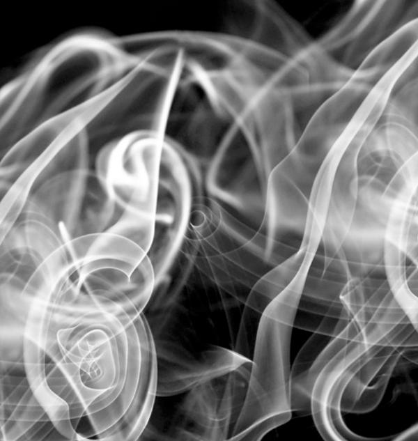 Realistic Smoke Photoshop Brushes