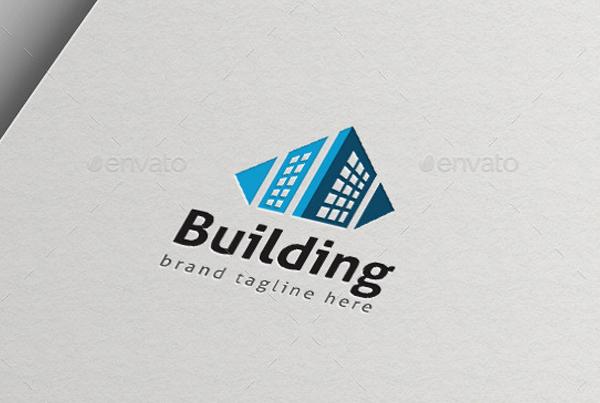 Simple Building Logo Designs