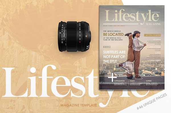 Simple Lifestyle Magazine