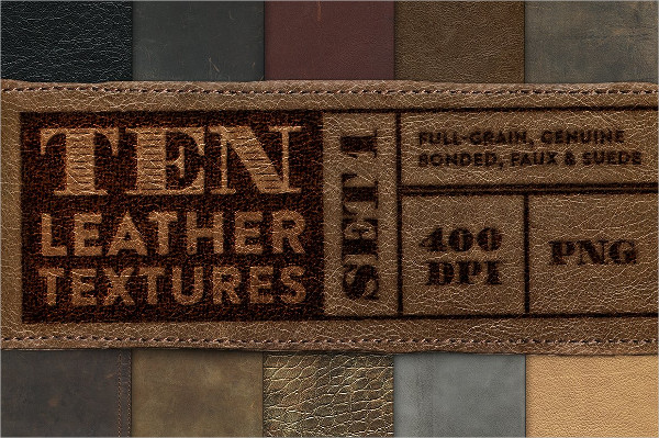 Stitching Leather Texture