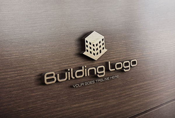 Vintage Building Logo Designs
