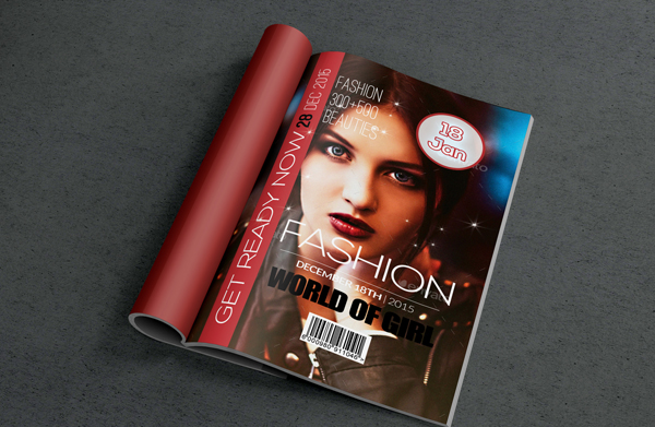 Welcome Magazine Templates