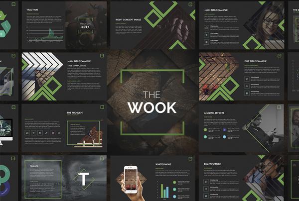 Wook PowerPoint Presentation