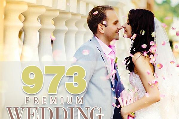 Premium Wedding Collection Designs