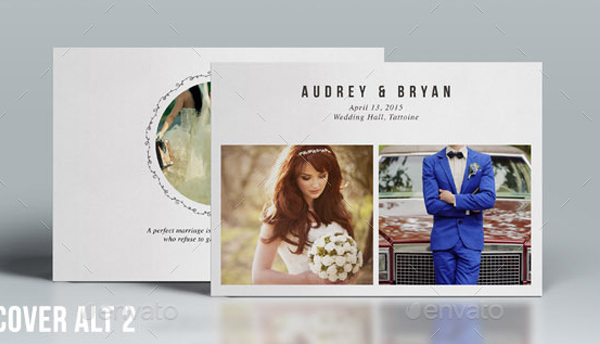 Beautiful Wedding Album