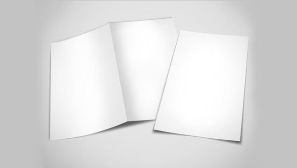 26+ Blank Brochure Templates - Free Premium PSD Vector JPG Formats