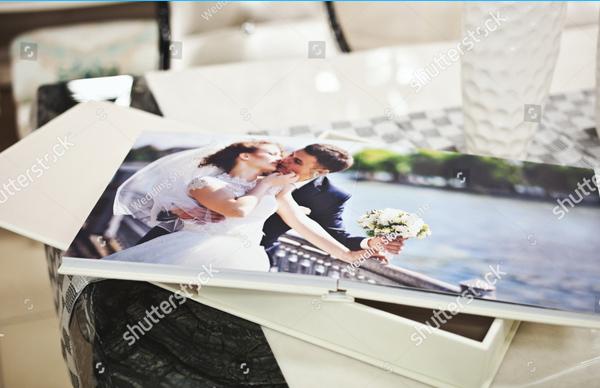 Classic Wedding Book & Album