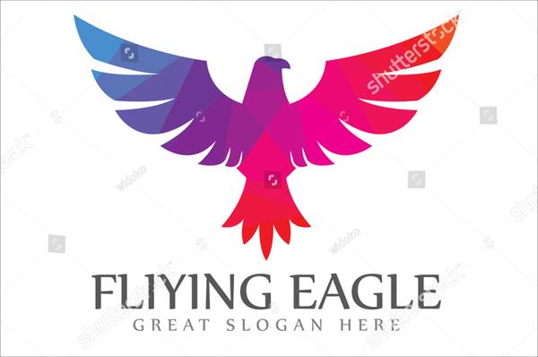 Colorful Polygon Logo Template