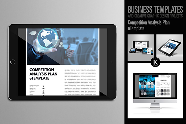 Competition Analysis Plan Template