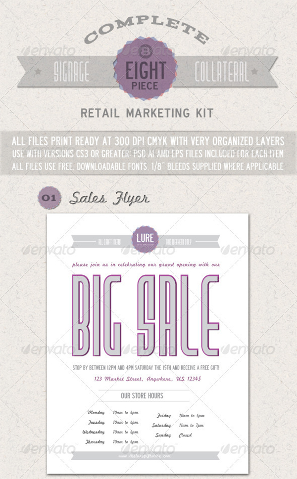 Complete Retail Marketing Coupon Kit