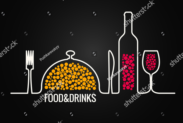 Best Food and Drink Logo Design Template