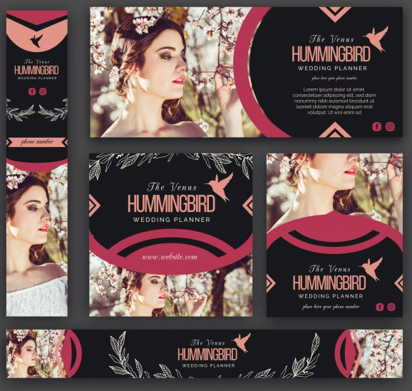 Free Collection Wedding Planner Templates