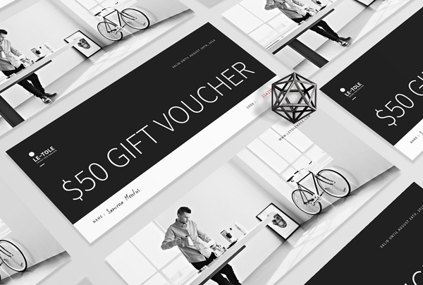 Gift Voucher & Gift Certificate Template