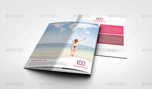 Indesign Treavel Brochure Template