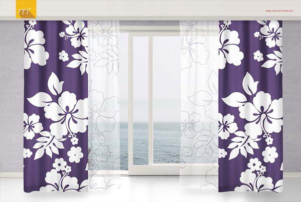 Long Curtain Mock-up