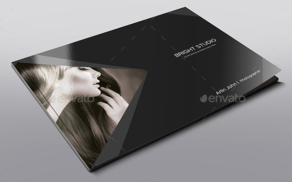 Photography Catalogue or Brochure Template