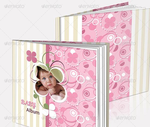Printable Baby Photo Album