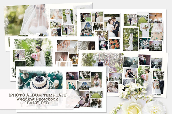 Professional Wedding Albums for Photographers
