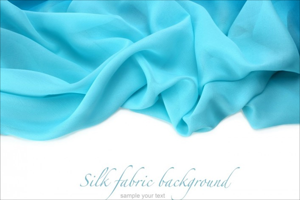 Silk Fabric HD Background Template