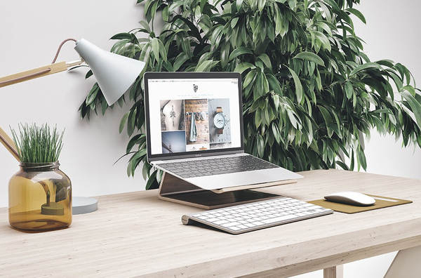 Simple Workspace Mockup Set
