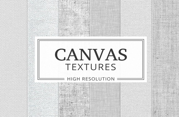 White Canvas Backgrounds