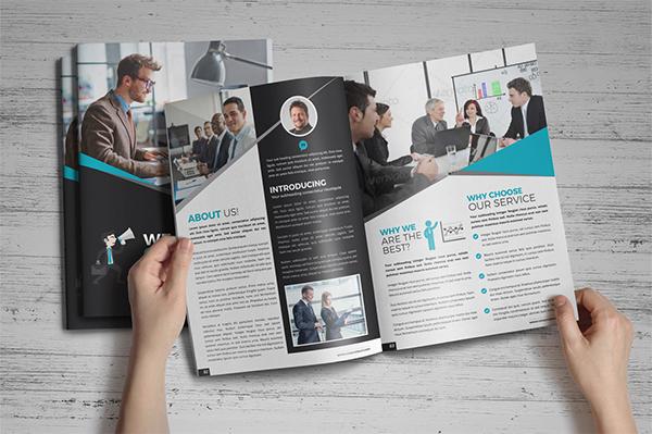 Best Corporate Brochure Designs