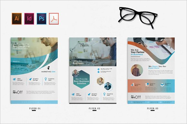Corporate Profile Brochure Designs