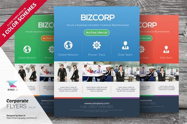 Corporate Sponsorship Brochures