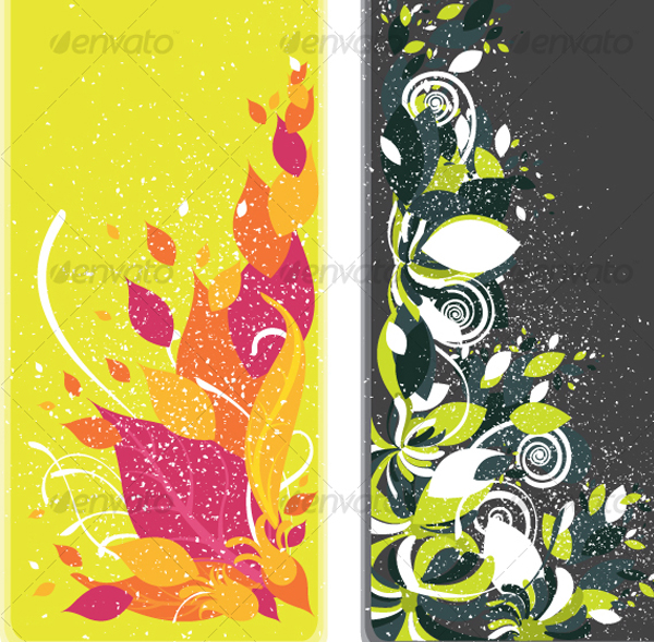 Beautiful Floral Bookmarks