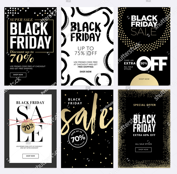 Best Black Friday Sale Banners