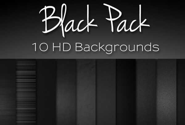 Best Black Pack Textures