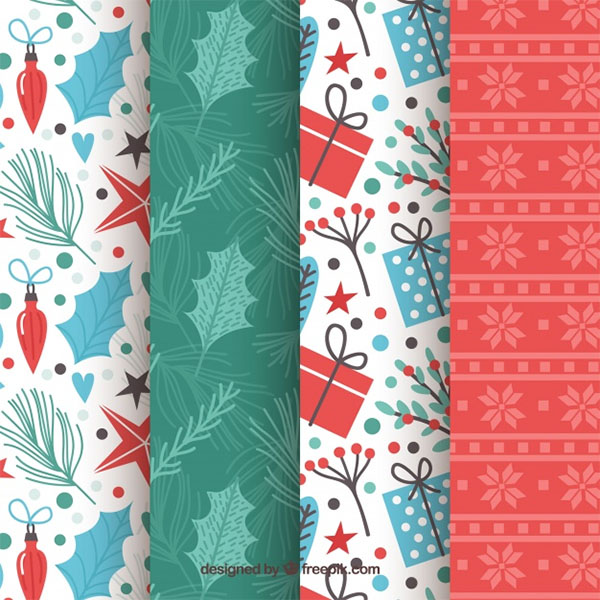 Christmas Free Pattern Collection