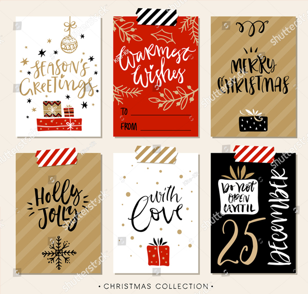 Christmas Gift Tags and Cards