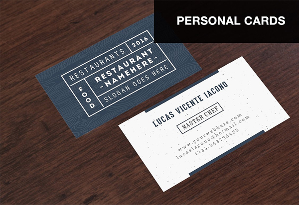 32 food business card templates free premium psd eps downloads classy food menu personal card colourmoves