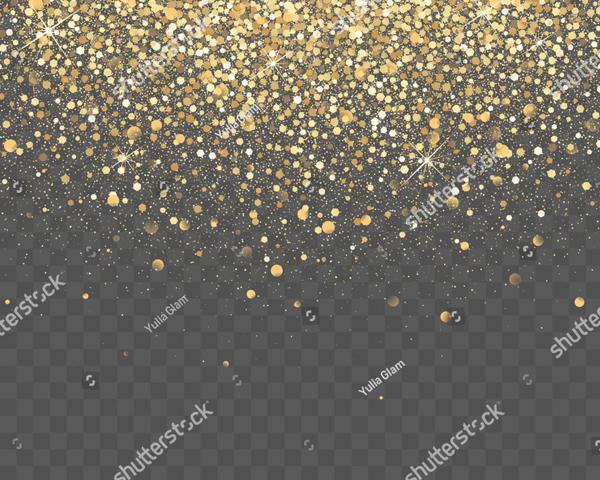 Dust Sparks Transparent Background
