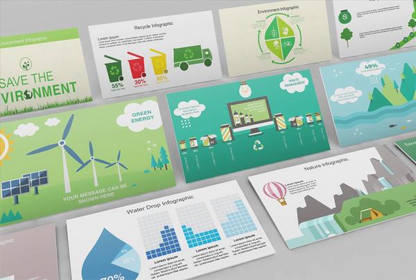 Environment Keynote Pack