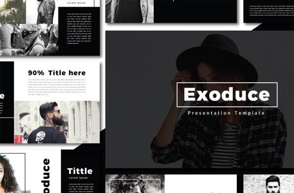 Exoduce Keynote Template