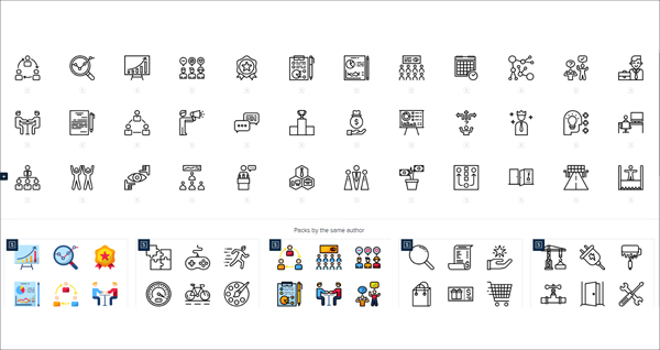 Free Download Business Vector Icons