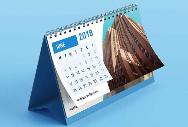 FreeBest Calendar Mockups
