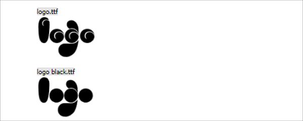 Free Download Logo Font
