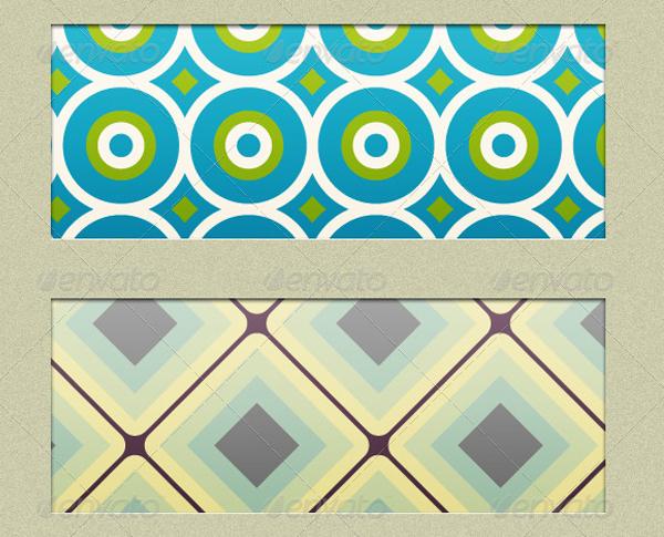 Geometric Patterns Set