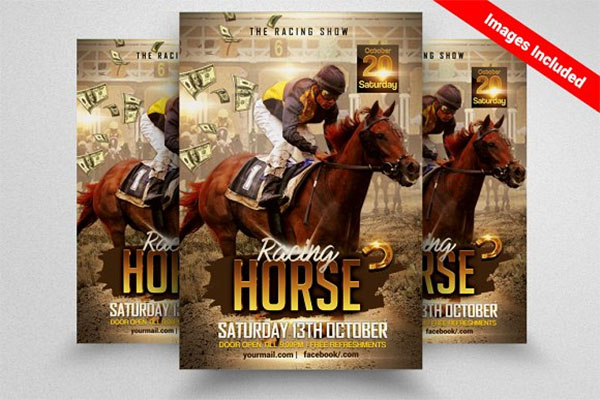 Rodeo Flyer Template Free from www.templateupdates.com