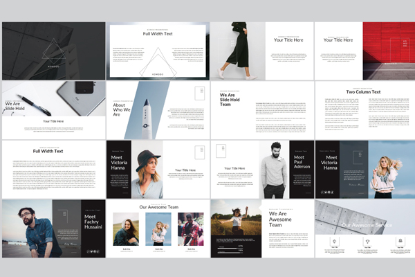 Best Minimal Keynote Design Templates