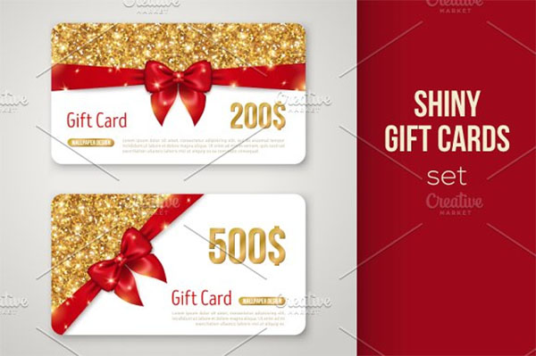 30 Christmas Gift Card Templates Free Premium Psd Vector Downloads