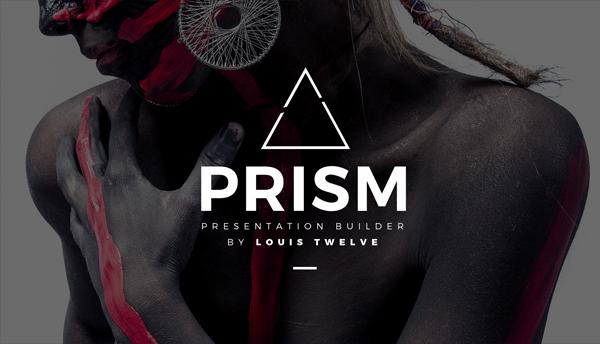 Prism Minimal Keynote Template